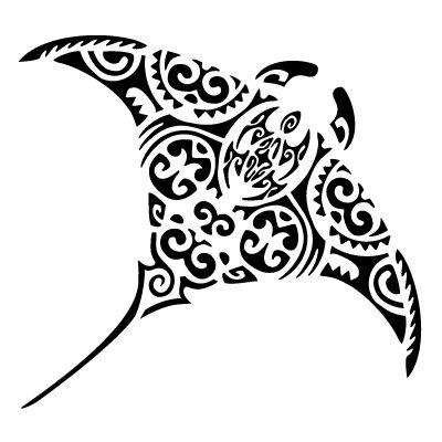 Raie manta Maori