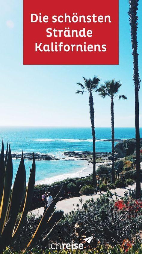 Das sind die schönsten Strände in Kalifornien