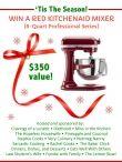 Win KitchenAid 6-Quart Professional Mixer
