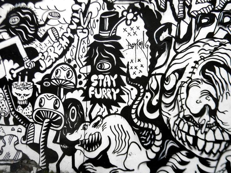 Black And White Graffiti Art Graffiti Art Black And White Phone Wallpaper – Graffiti Art