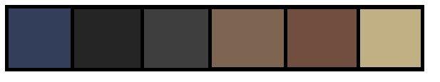 Soft seasons Basic colors CMB