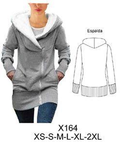 casacas dama