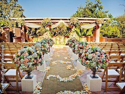 Rancho Valencia Rancho Santa Fe California Wedding Venues 3