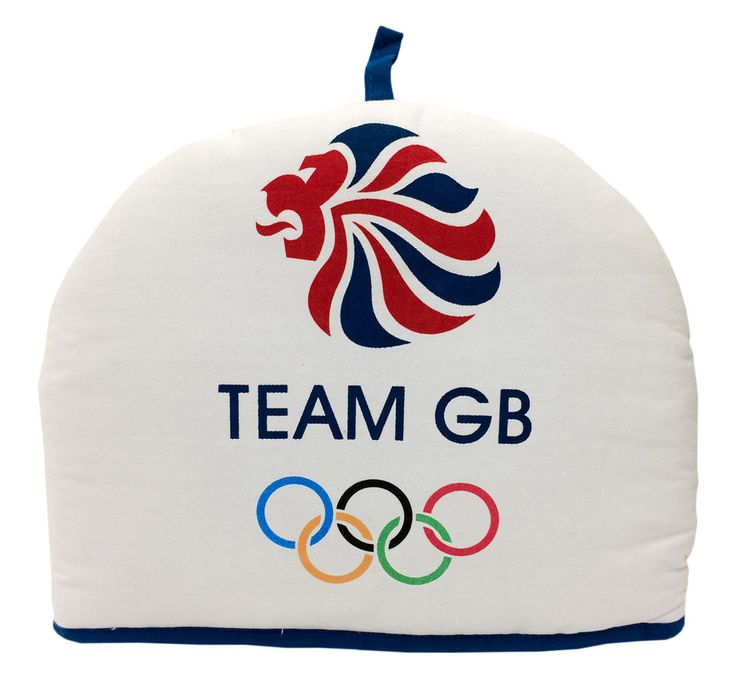 Union Jack Multicoloured Team GB Olympic Lion Tea Cosy in Home, Furniture &…
