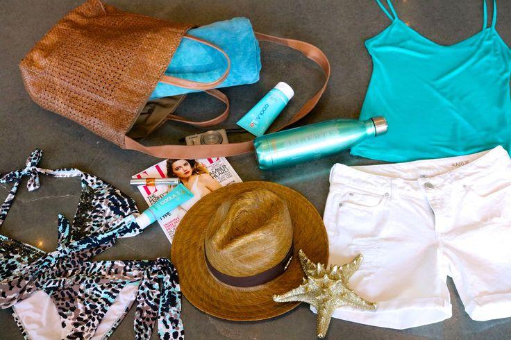 Summer Beach Bag Essentials — LIBERTÉ