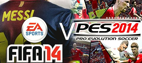 DESIblitz: FIFA v PES 2014! Which game is best?