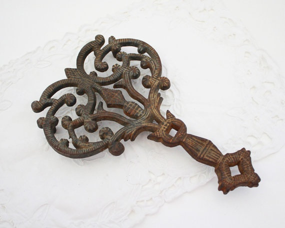 Antique trivet