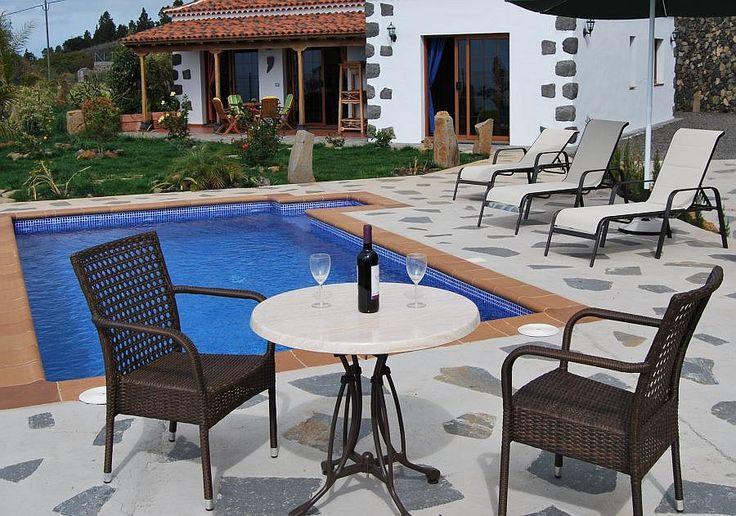 Vakantiehuis Cameleon met zwembad, een luxe villa