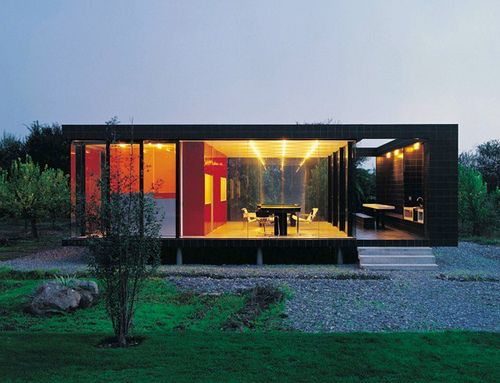 20x20 House in Chile by Felipe Assadi and Francisca Pulido