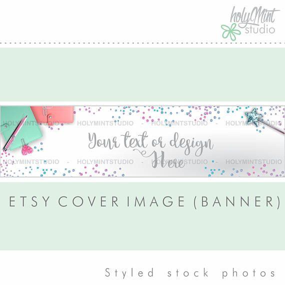 Etsy Shop Banner by www.HolyMintStudio.Etsy.com