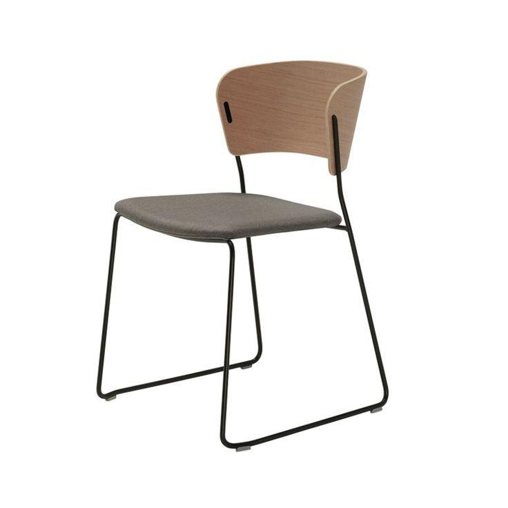 Elegant Kataloge Zum Download Und Preisliste Für Arc | Gepolsterter Stuhl By  Inclass Mobles, Stuhl Mit