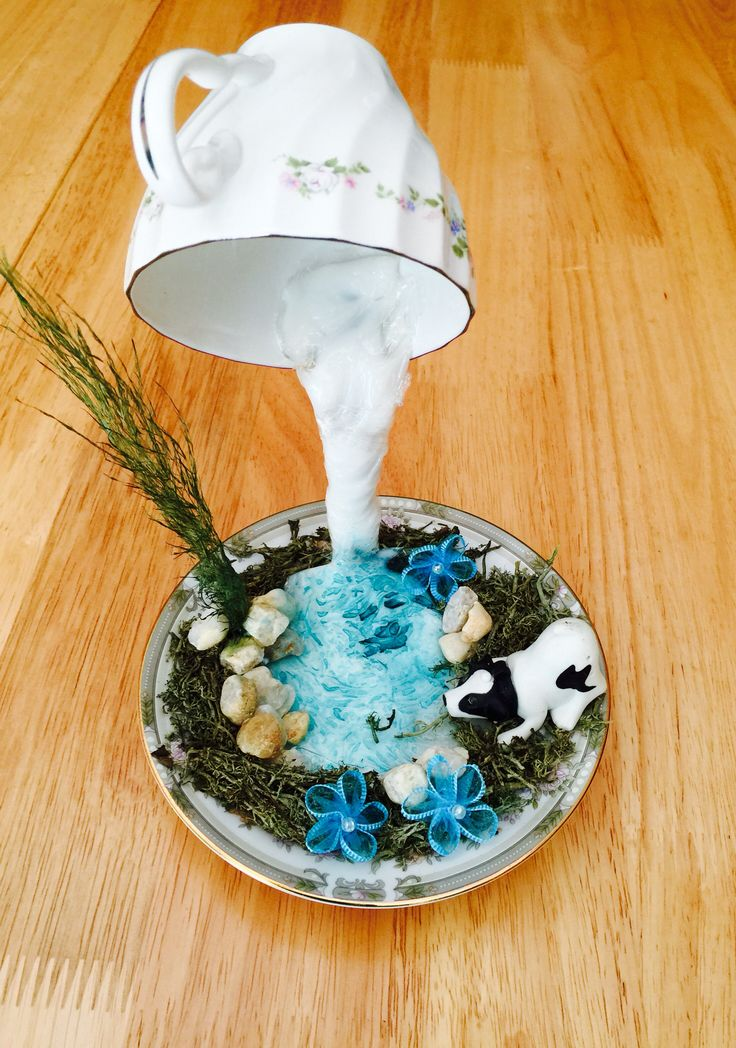 172 best images about floating teacups on pinterest for Crafts to make for sale