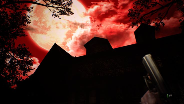 Resident Evil VII blood moon(from the Ethan must die game mode) http://ift.tt/2vCX3ON