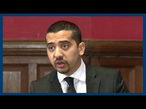 """A Totally Mesmerizing, Insanely Eloquent Defense Of Islam That Your Brain Will Thank You For For almost 200 years, the Oxford Union has been hosting some of the most stimulating and controversial debates in the world. Watch as journalist Mehdi Hasan enters this hallowed hall and delivers a rollicking defense of the proposition """"Islam Is a Peaceful Religion."""" I guarantee that you'll be glued to your seat as soon as you press """"play.""""  Muslim or non-Muslim, this is a must-see!"""