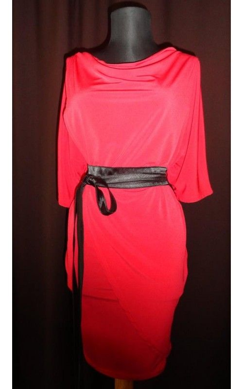 Envy piros többfunkciós ruha