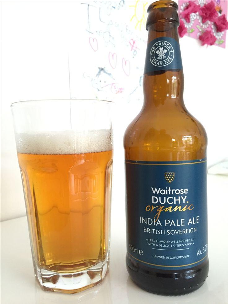 India Pale Ale - Waitrose Duchy, 2015.11.01