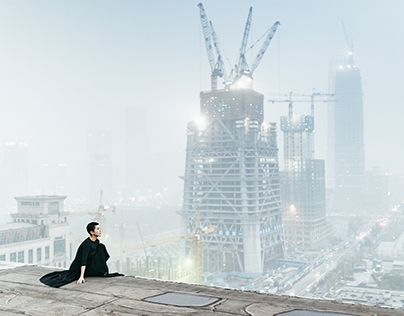 "Check out new work on my @Behance portfolio: ""雾霾之城""City of smog"""" http://be.net/gallery/31698795/City-of-smog"