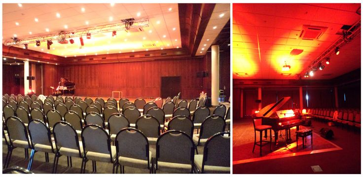 Smaller event at Fancourt, George - Cultural Evening in the Banquet Hall, March 2014