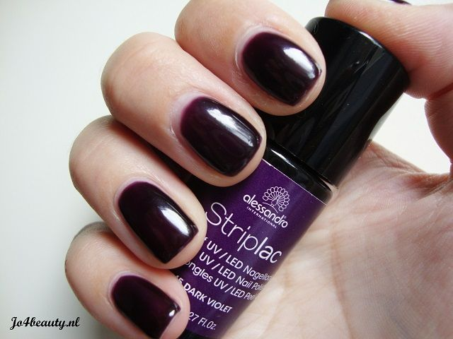 Striplac Dark Violet