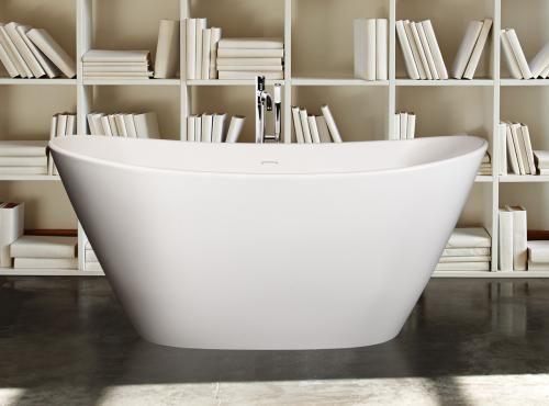 Amore SILKSTONE bathtub - beauty & perfection - PAA Baths, Latvia