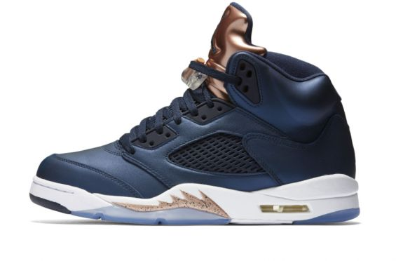 http://SneakersCartel.com Official Images Of The Air Jordan 5 Bronze #sneakers #shoes #kicks #jordan #lebron #nba #nike #adidas #reebok #airjordan #sneakerhead #fashion #sneakerscartel