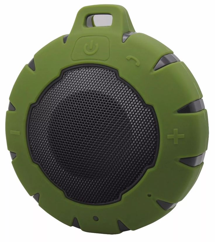 parlante sumergible portatil bluetooth resistente al agua