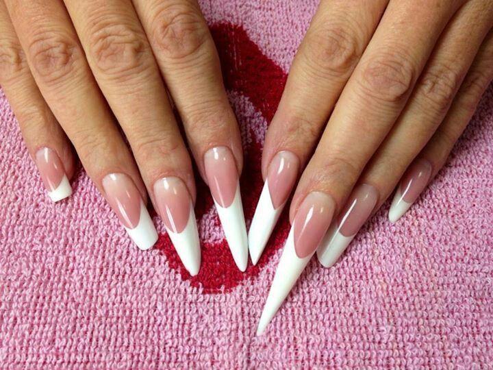 Nails shape:-)