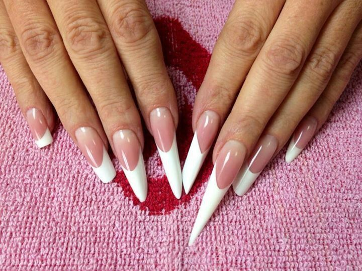 17 meilleures id es propos de ongles de forme d 39 amande sur pinterest ongles en amande - Forme d ongle ...