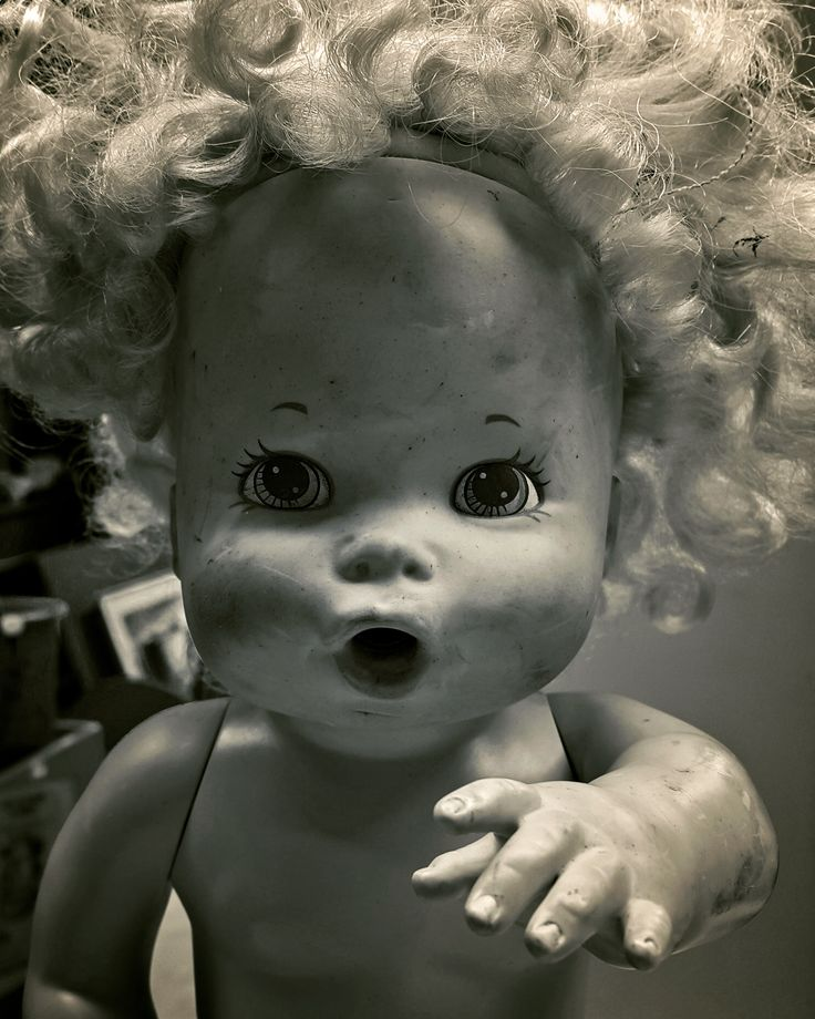 Scary Baby Doll.