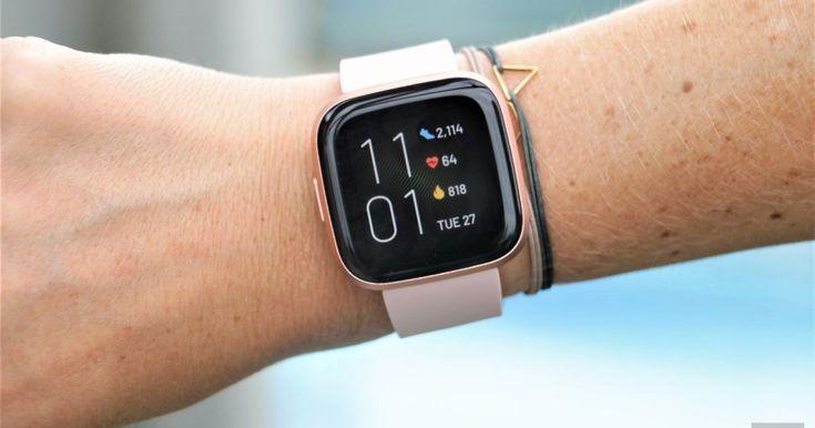Fitbit versa 2 handson alexa makes a good smartwatch