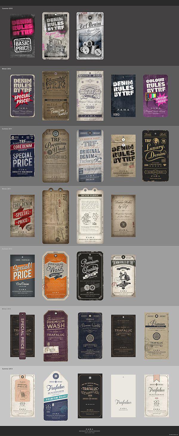 Denim Labels, labels, labels, lab...