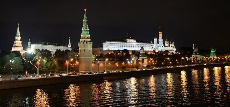 Moscow Kremlin is the top tourist attraction in Russia. Visit Russia today and experience its beauty yourself !