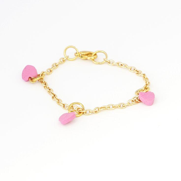 Small Hearts Bracelet