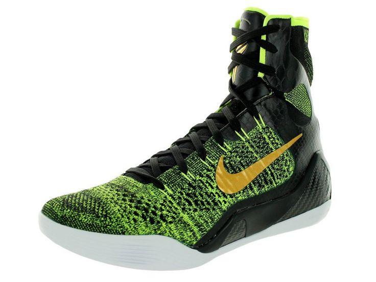 Best HIGH TOP Basketball Shoes: Nike Kobe IX Elite