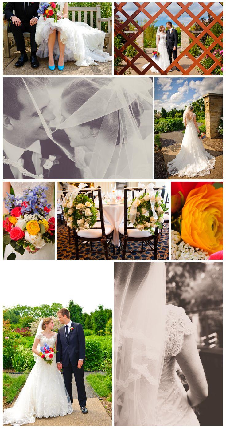Penn State University Wedding  |  The Arboretum at Penn State University |  Maggie J Photography