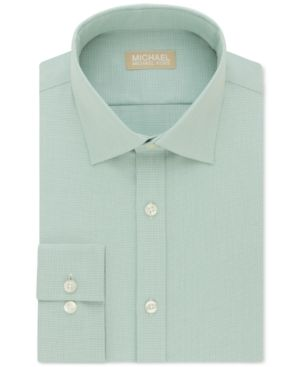 Michael Kors Men's Classic Fit Non-Iron Dress Shirt -