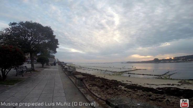 Vlog mariscadoras isla de La Toja O Grove - YouTube