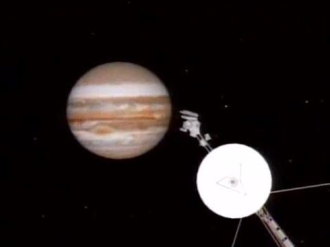 NASA Space Documentary: And Then There Was Voyager - 1990 Educational Fi...