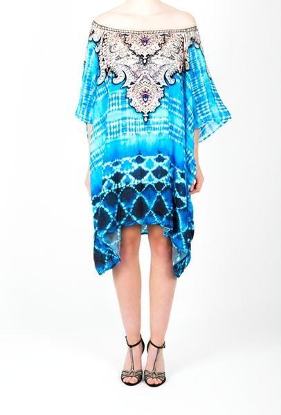 Embellished Kaftan Dress Design KC-SK75A-S