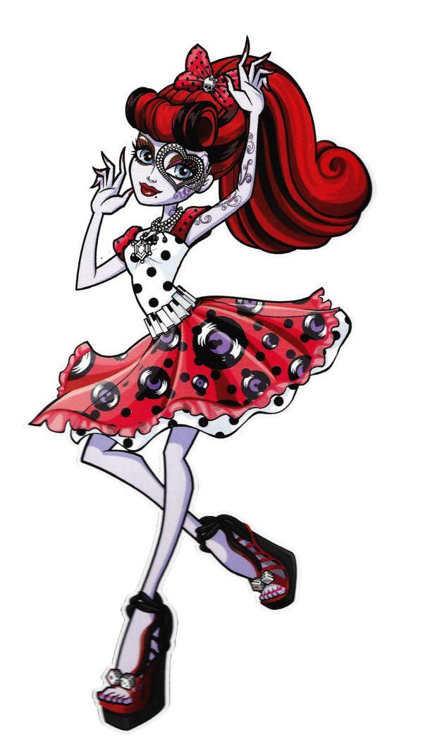 Operetta - Monster High Wiki