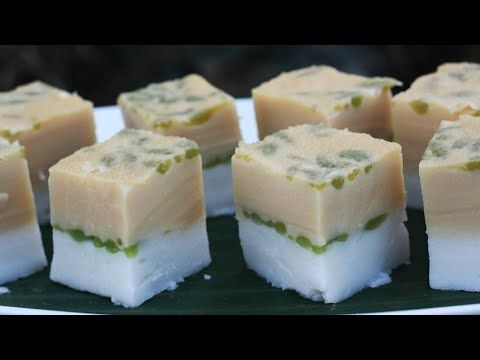 Membuat Kue Talam Anti Gagal Tidak Lengket Lembut Di Lidah Resep Borneo Makanan Kue Resep Masakan Indonesia