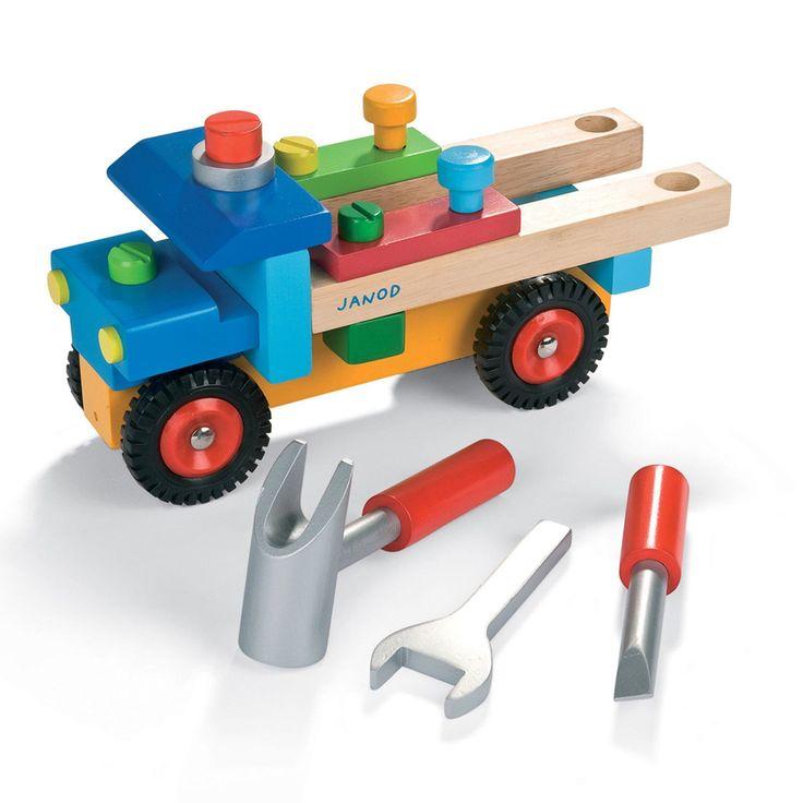 DIY Original Truck Construction Set