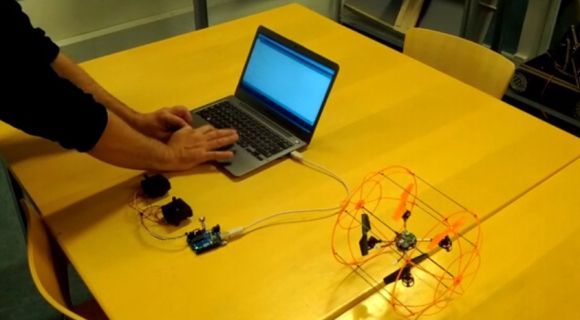 arduino Quadcopter Hack. Hacking a Cheap Toy Quadcopter to work with Arduino
