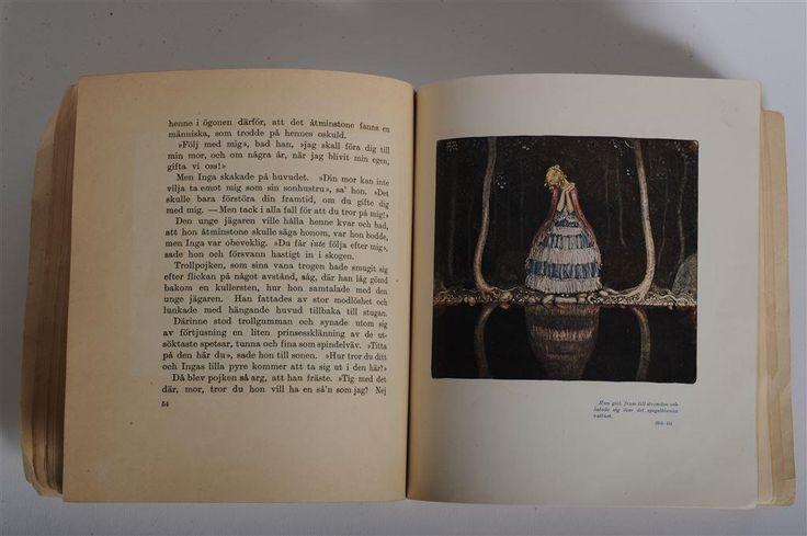 Bland Tomtar och Troll Nr 8 1914 Skolupplagan på Tradera.com