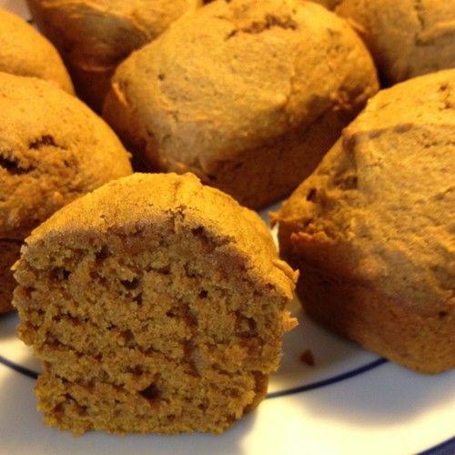 Pumpkin Mini Loaves from JenniferJuniper.net - dairy free, nut free