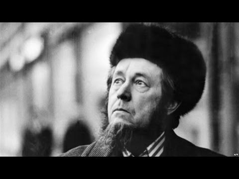 Солженицын - лжец и затворник из Вермонта