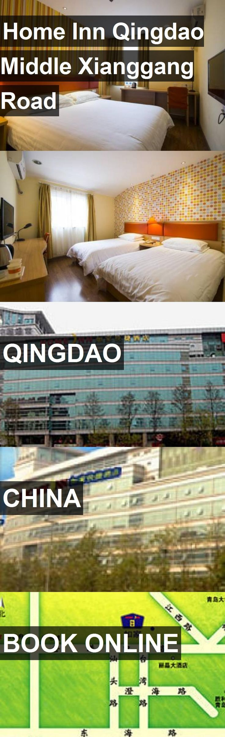 Hotel Home Inn Qingdao Middle Xianggang Road in Qingdao, China. For more information, photos, reviews and best prices please follow the link. #China #Qingdao #travel #vacation #hotel
