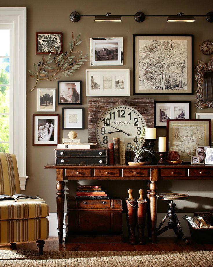 25 Best Ideas About Pottery Barn Office On Pinterest