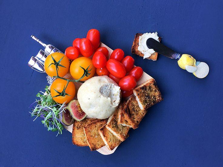 Raw Vegan Cashew Cheese Recipe #nutcheese #veganrecipes #plantbasedrecipe
