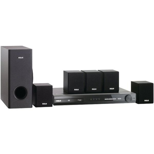 130W Dvd Home Theater Sys